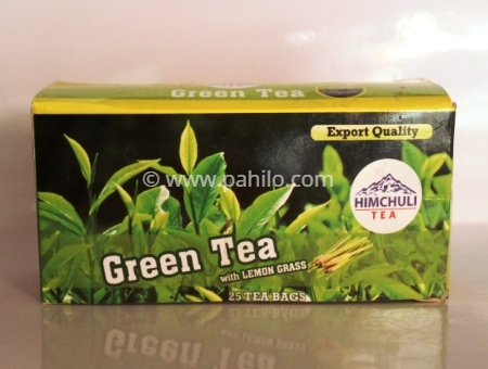 Green Tea with Lemon Grass